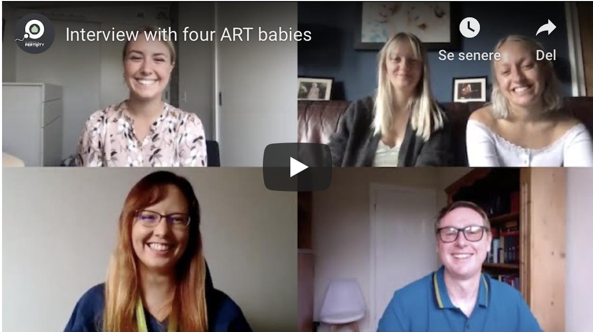 Art babies - blog post
